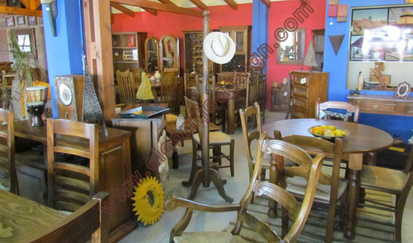 Carpintería de madera Málaga