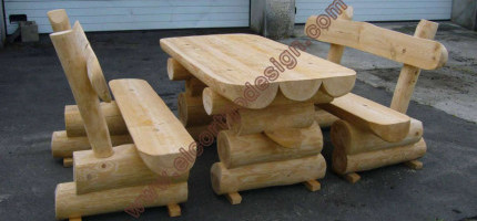 Outdoor furniture to size